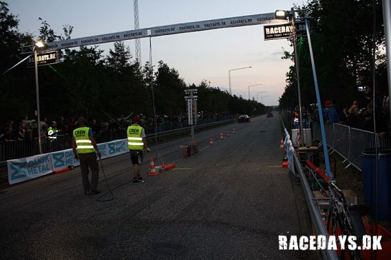 Ingen lovlig streetrace i Aalborg i 2018